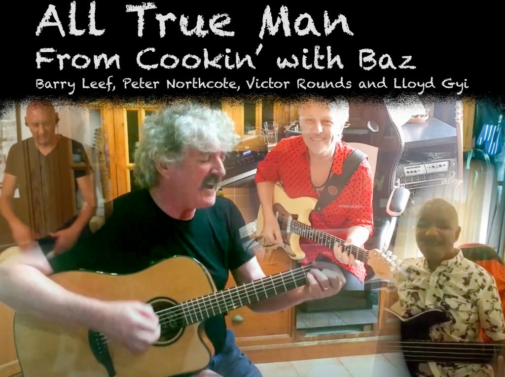 All True Man - Barry Leef
