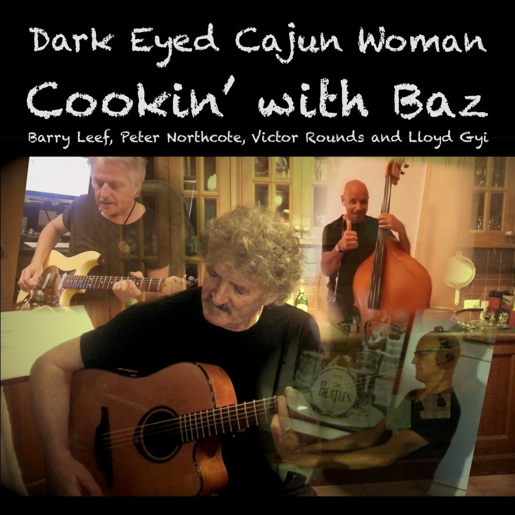Dark Eyed Cajun Woman