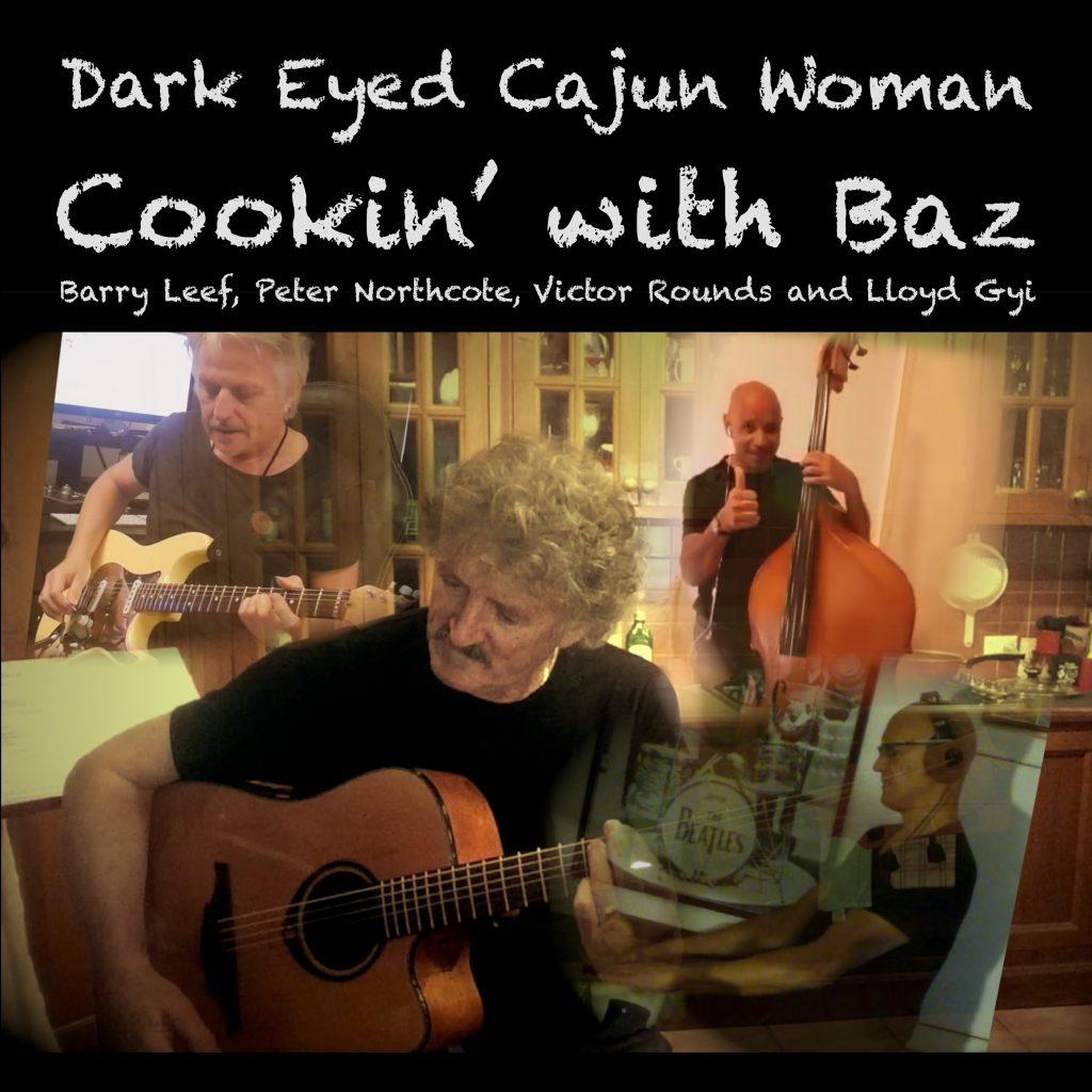 Dark Eyed Cajun Woman