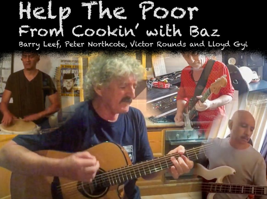 Help The Poor - Barry Leef