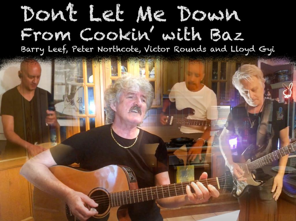 Don't Let Me Down - Barry Leef