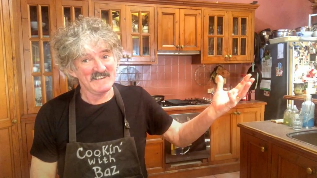 Cookin' with Baz episode 5 preview