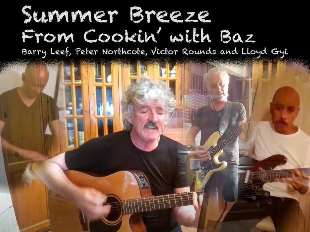 Summer Breeze - Barry Leef