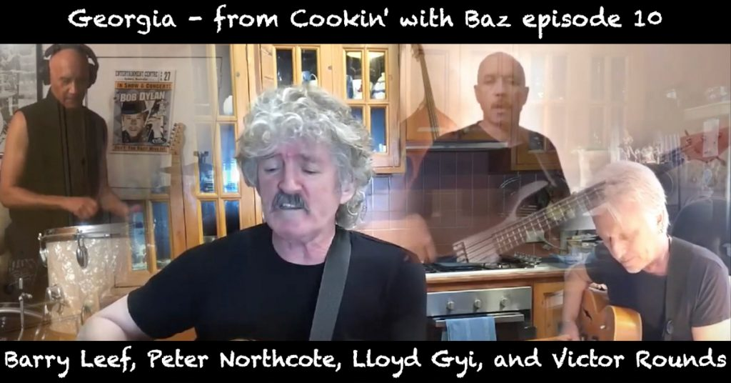 Barry Leef - Georgia - from Cookin' with Baz episode 10