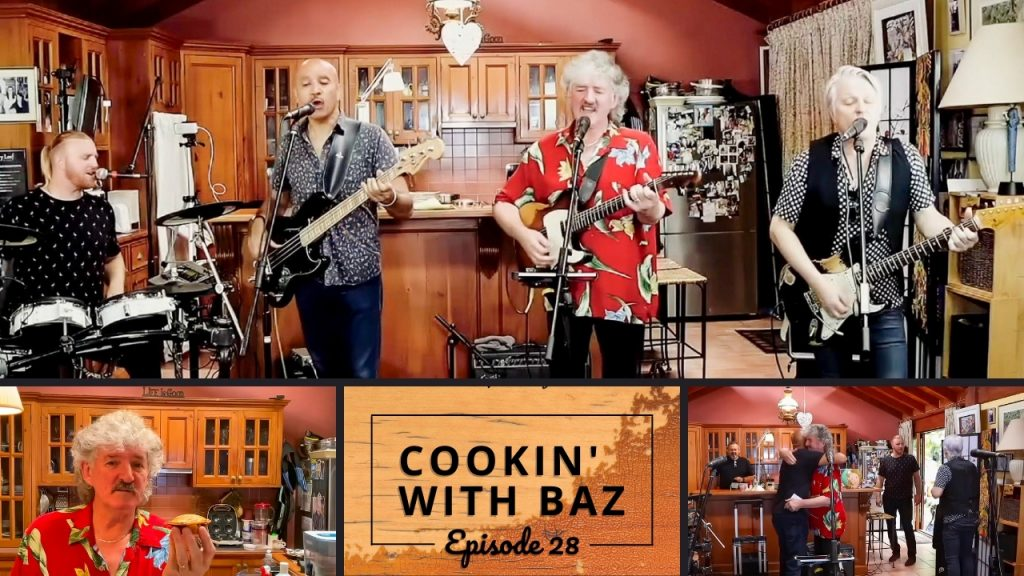 Cookin' with Baz Episode 28