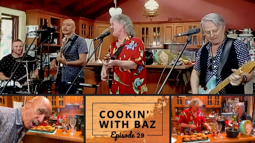 Cookin' with Baz Episode 29