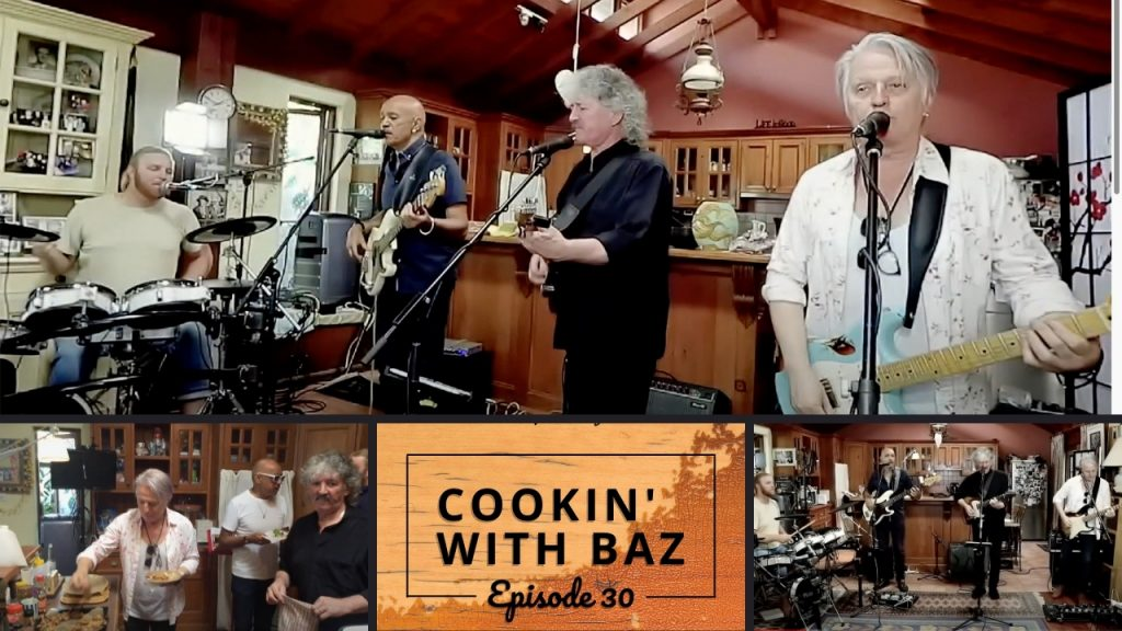 Cookin' with Baz Episode 30