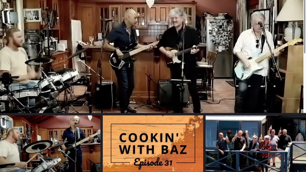 Cookin' with Baz Episode 31